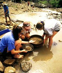 Australian Gemstone Fossicking Tours Gold Prospecting